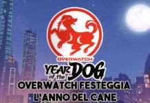 Overwatch festeggia l'Anno del Cane