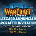 Blizzard annuncia il Warcraft III Invitational