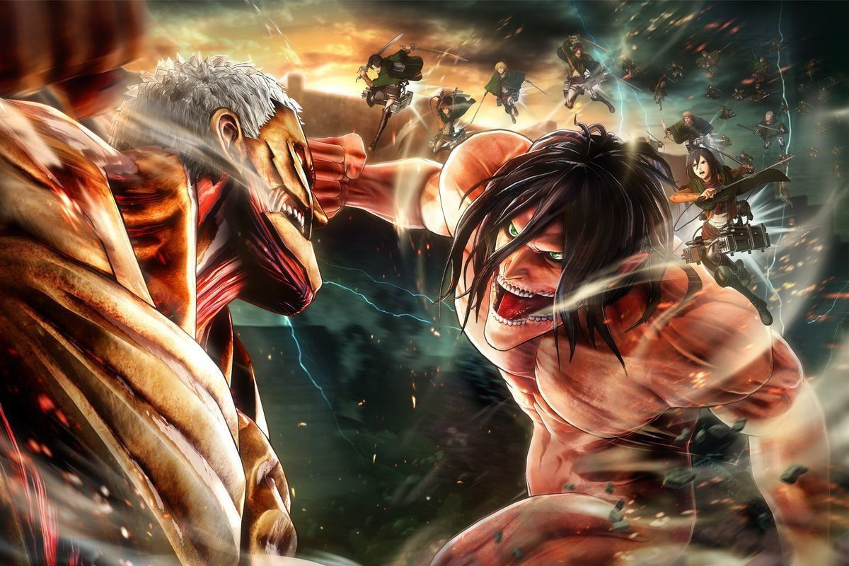 attack on titan 2 limited