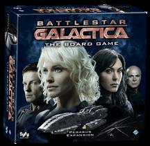 espansione pegasus battlestar galactica