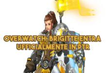 Overwatch, Brigitte entra ufficialmente in PTR