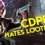 cd projekt red loot box