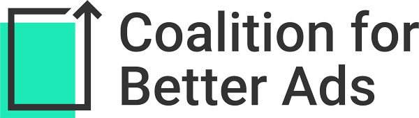 Logo della Coalition for Better Ads