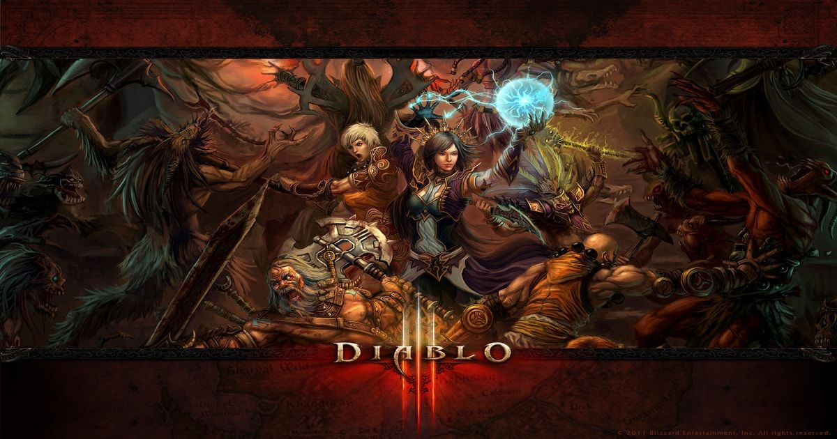 blizzard diablo III switch