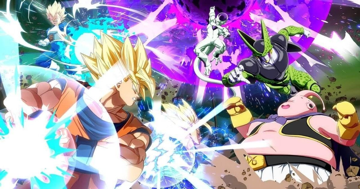 dragon ball fighterz vendite