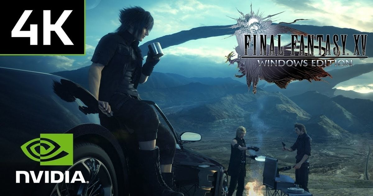Final Fantasy XV Windows Edition disponibile in pre-ordine sul Microsoft Store!