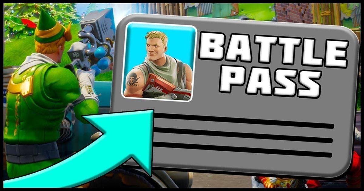 fortnite battle pass