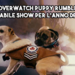 Overwatch Puppy Rumble, l'adorabile show per l'anno del cane