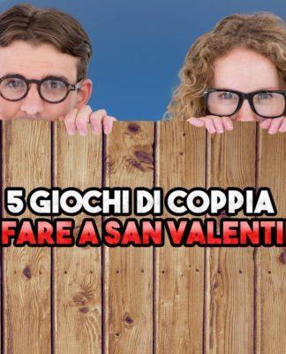 giochi san valentino