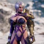 Confermati Zasalamel e Ivy in Soul Calibur VI