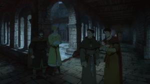 ken follett's the pillars of the earth guida screenshot capitolo 4