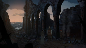 ken follett's the pillars of the earth guida screenshot capitolo 5