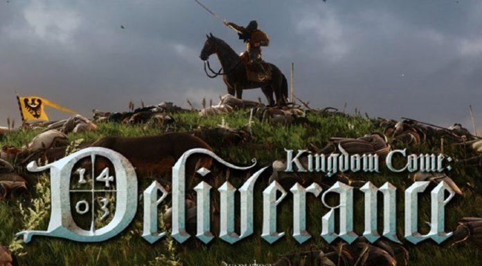 kingdom come deliverance video gameplay