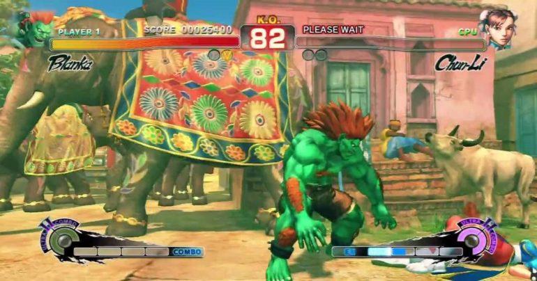 street fighter v arcade edition blanka