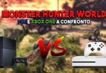 monster hunter world ps4 xbox one