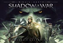 l'ombra della guerra lama di galadriel