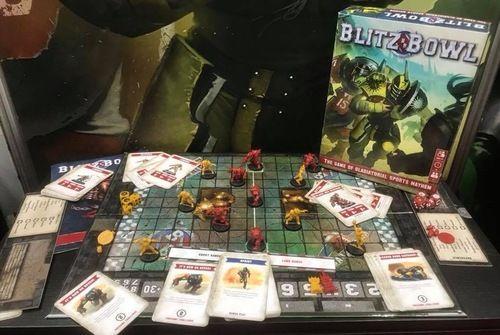 Blitz Bowl