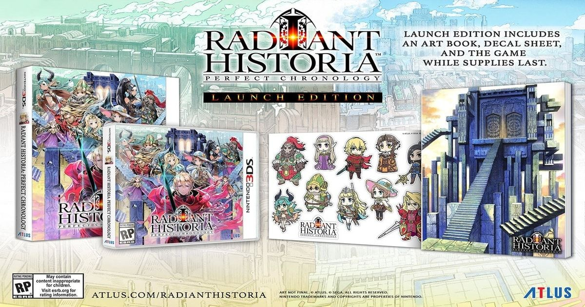 radiant historia perfect chronology demo