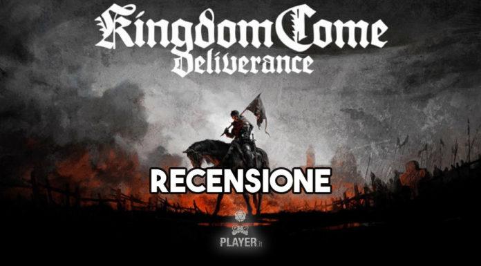 kingdom come: deliverance recensione