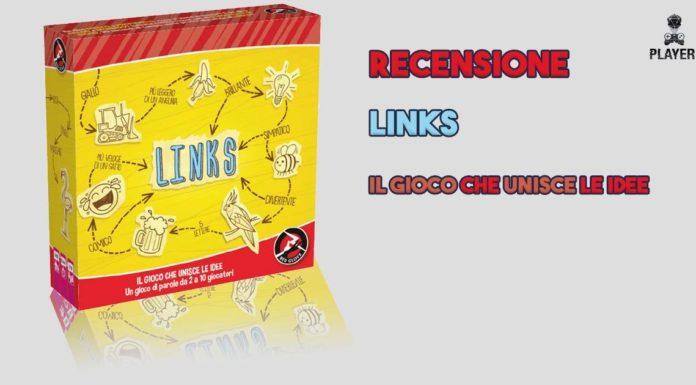 Recensione: Links, il gioco che unisce le idee