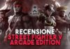 street fighter v arcade edition recensione
