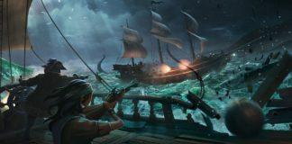 sea of thieves pirati leggendari