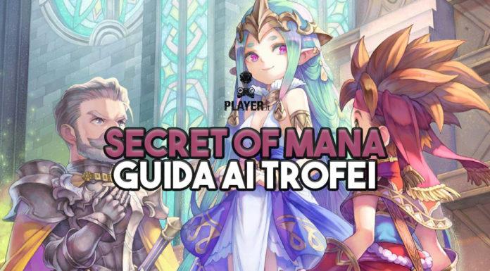 Secret of mana guida