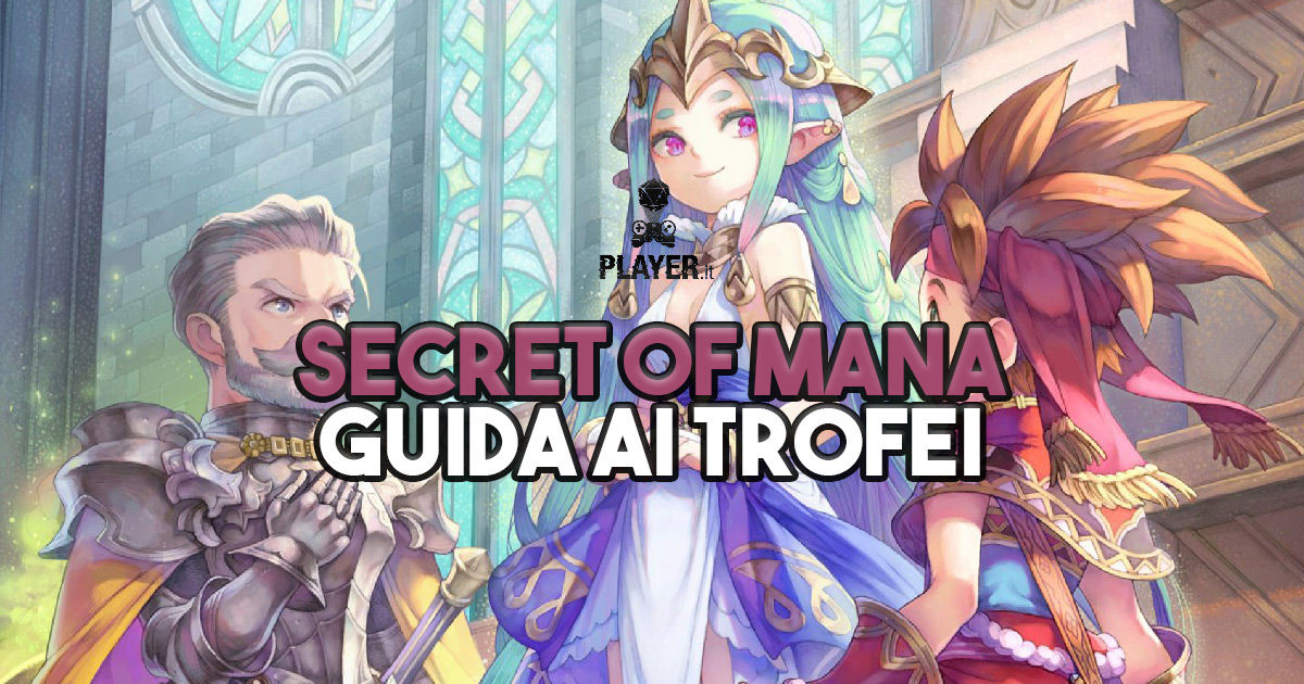 Secret of mana guida