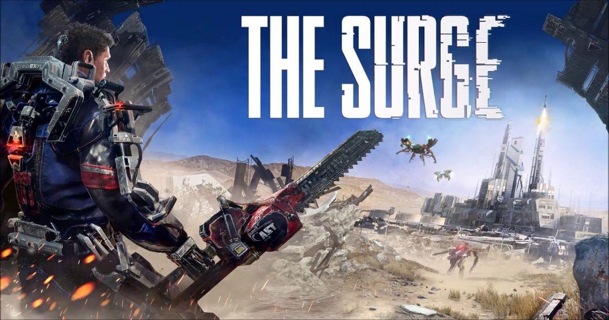 the surge 2 annuncio