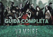 Vampire the masquerade guida completa