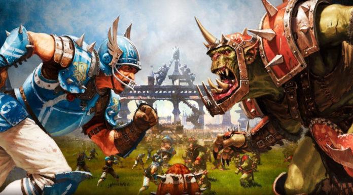 Games Workshop presenta Blitz Bowl