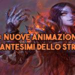 WoW: Nuove animazioni per gli incantesimi dello Stregone