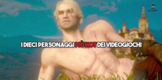 10 personaggi hot dei vg videogames