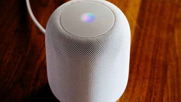 Apple HomePod con Siri