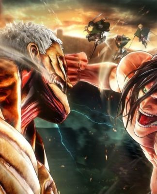 Attack on Titan 2 è ora disponibile