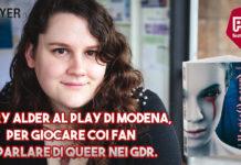 """Gioca con l'autrice di Cuori di Mostro, e assisti all'incontro """"Entrare in un Ruolo, Scoprire un'Identità"""" in collaborazione col Coordinamento LGBTE Treviso e Narrattiva!"""