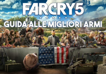 Le migliori armi in Far Cry 5