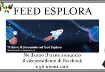 Facebook chiude Esplora