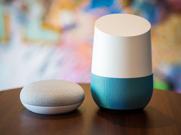 Google Home & Google Home Mini