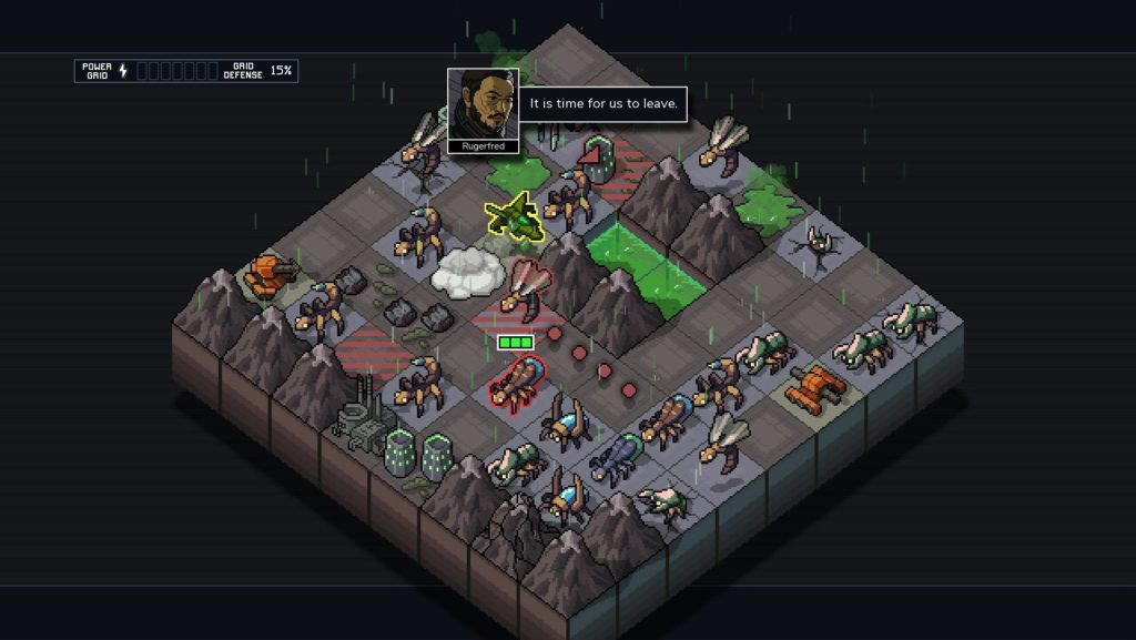 Into The Breach - Sconfitta