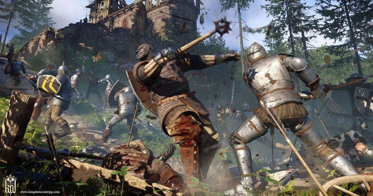 kingdom come deliverance università storia