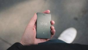Light Phone 2 Black