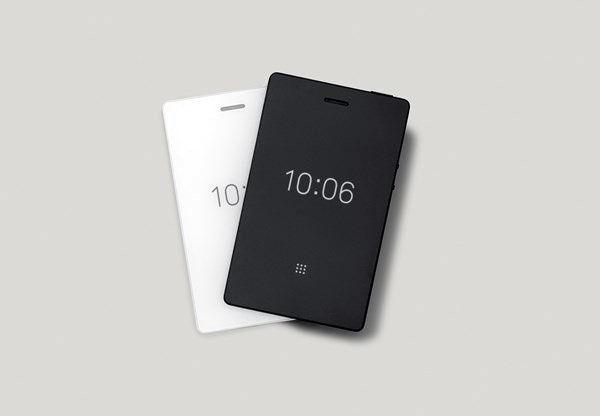 Light Phone 2 bianco e nero