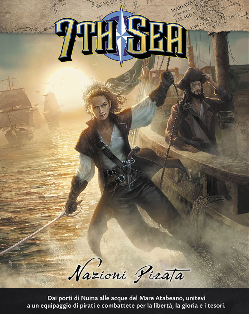 Nazioni Pirata 7th sea asterion need games