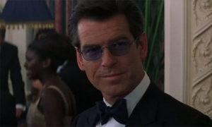 Occhiali a raggi X James Bond