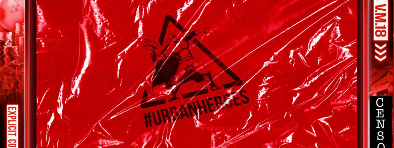 Play Modena 2018 #Urban Heroes #UHV.M.18 - ok