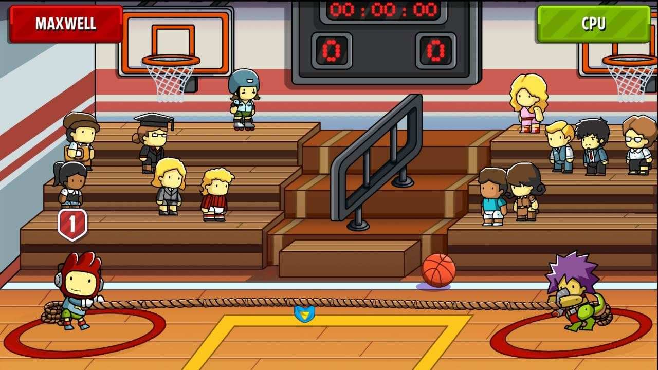 scribblenauts show down multiplayer