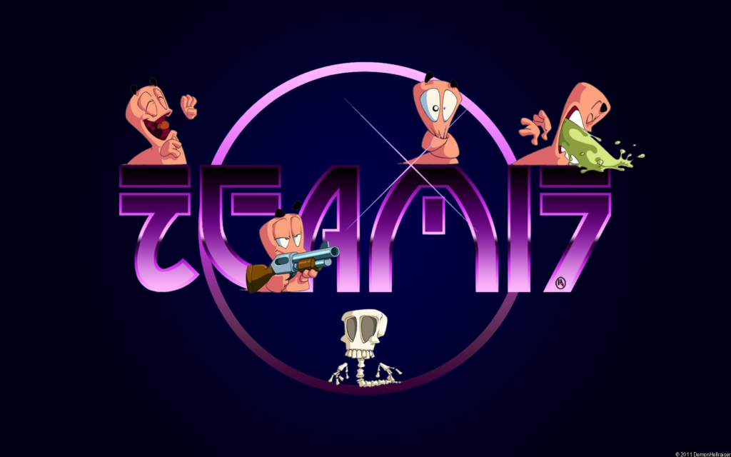 Worms Team-17