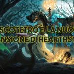 Boscotetro è la nuova espansione di Hearthstone