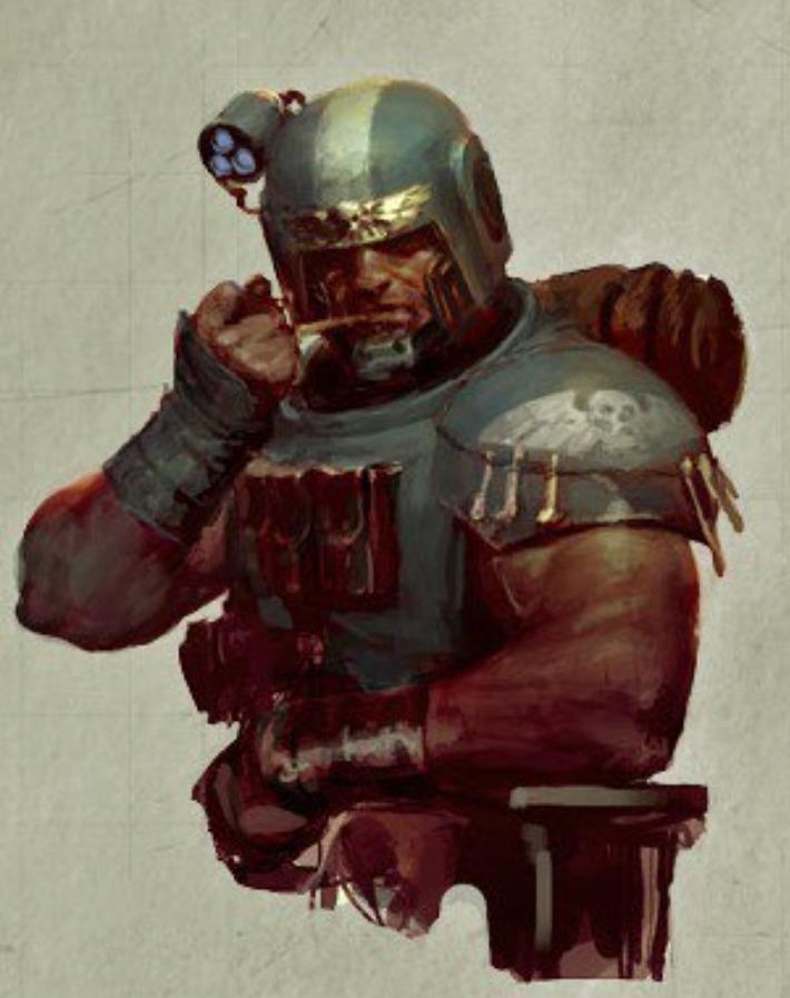 Guardia Imperiale dei Granatieri Vresh